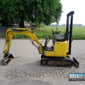 # 1512 # New Holland E9SR BJ 2008 + 4 Bakken (3)