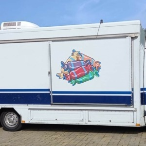 Renault Master Verkoopwagen